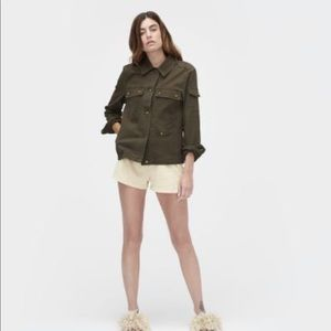 Ugg Mariel Army Jacket